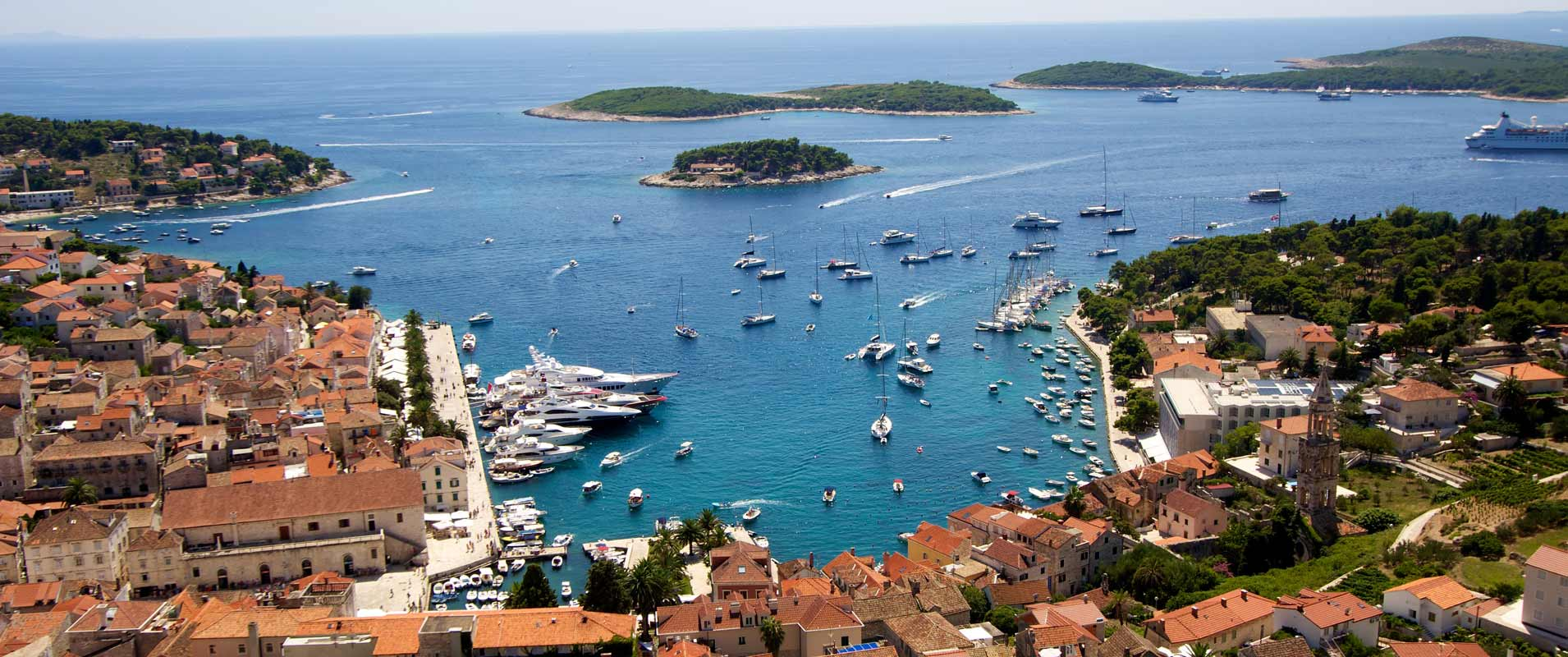 Between Zadar And Split For An Amazing Mix Of Natural Wonders With The  Experience Of Some Of Croatia's Best Party Destinations, Plus The Krka  Waterfalls