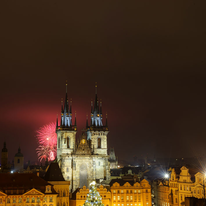 Eastern Festive Trek (Krakow To Prague)